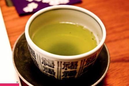 緑茶の効果効能 脳梗塞